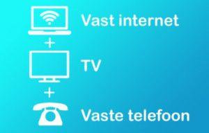 Internet tv telefoon